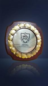 DMAi Knight Award 2015 - Ranjeet Nambiar